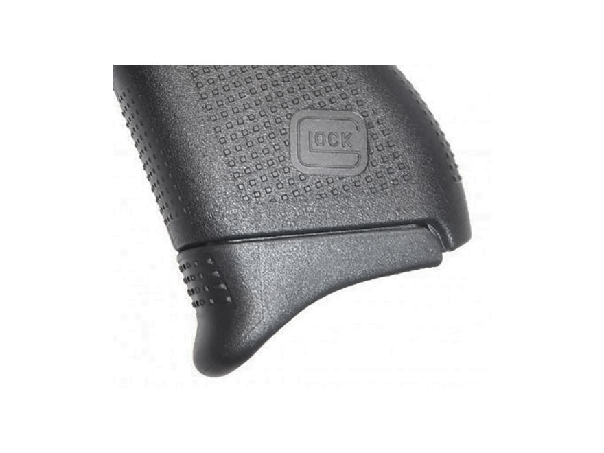 Pearce Grip Magazine Base Pad Glock 43 Polymer Black