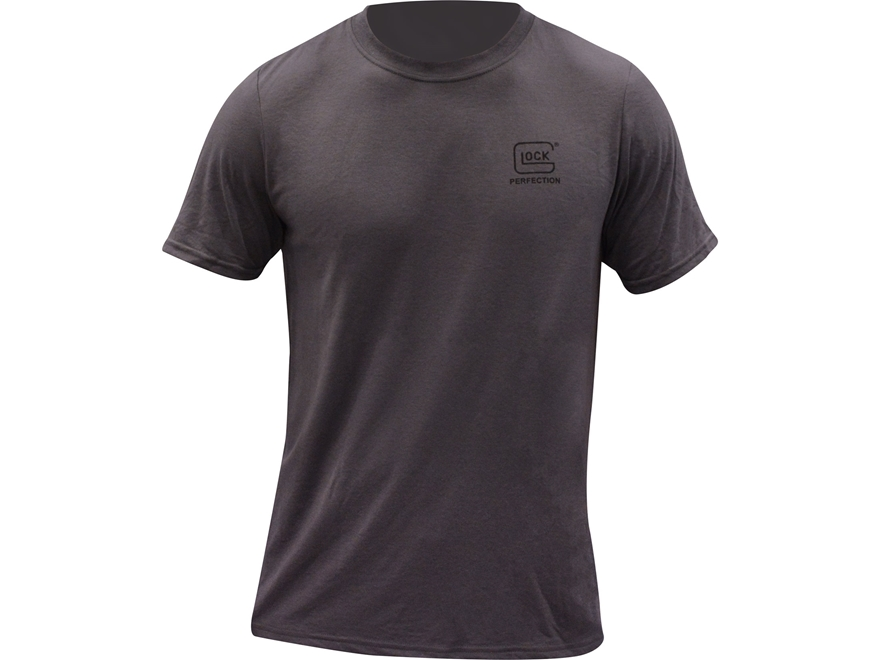 Glock Men's Performance Logo T-Shirt Polyester