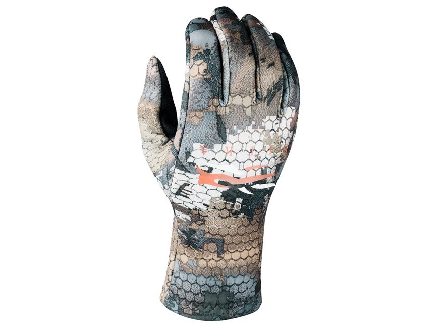 Sitka Gear Gradient Midweight Gloves Polyester/Spandex