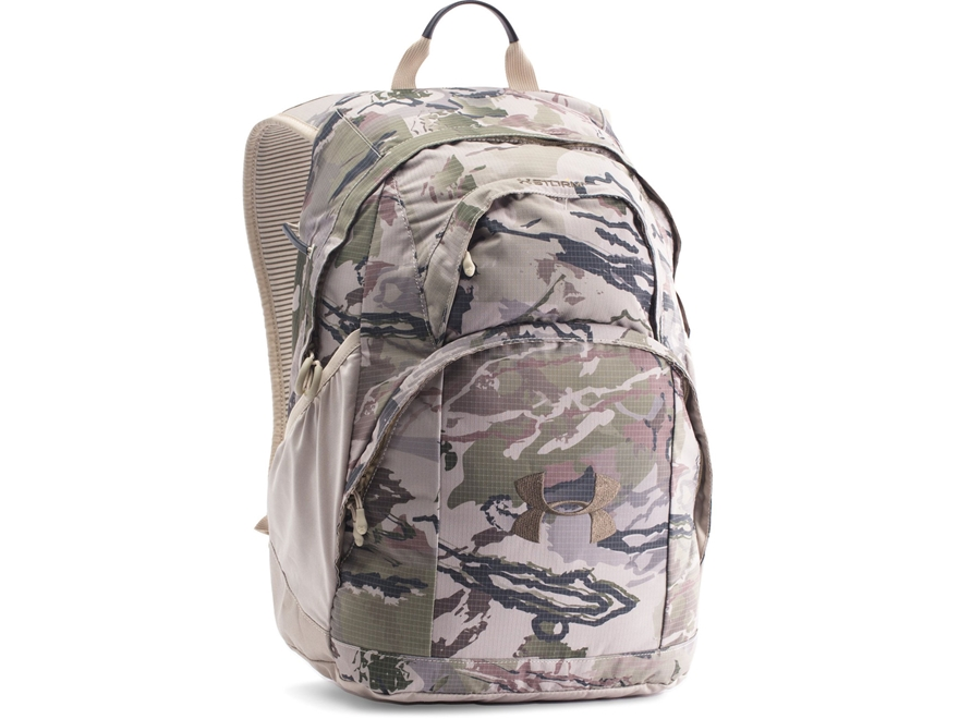 Under Armour UA Ridge Reaper Day Backpack Polyester and Nylon Ripstop Ridge Reaper Barr...