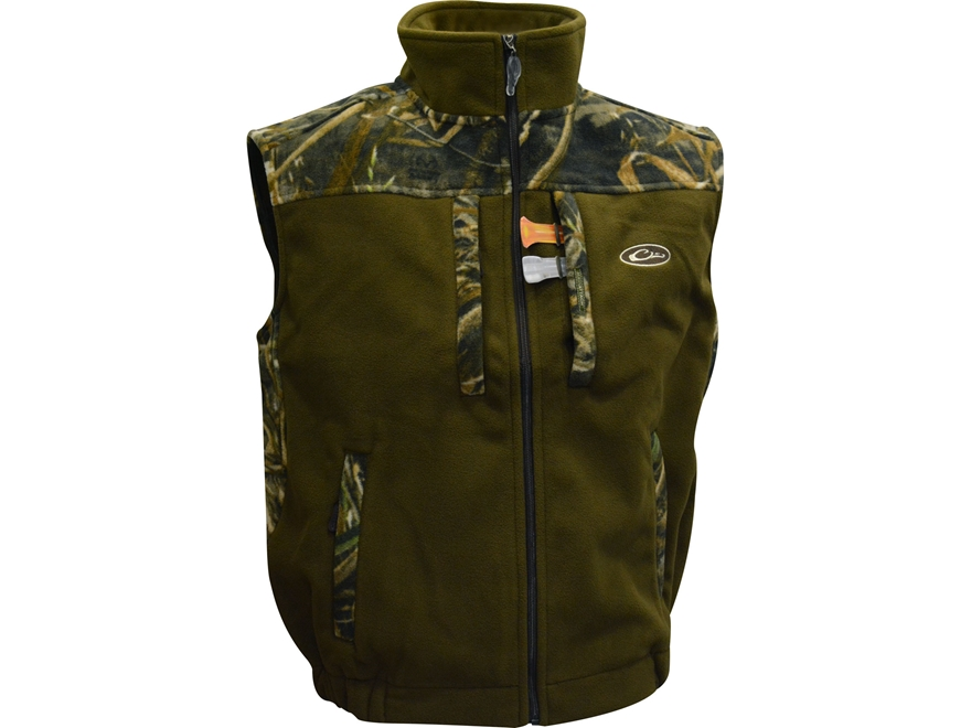 Drake Men's MST Windproof Layering Vest Polyester