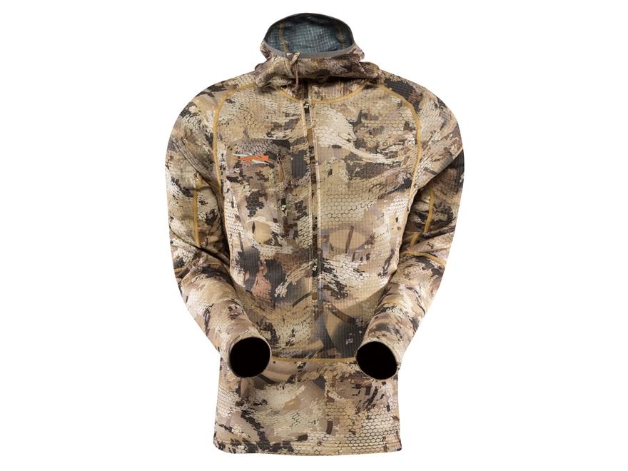 Sitka Gear Men's Core Heavyweight Hooded Sweatshirt Polyester