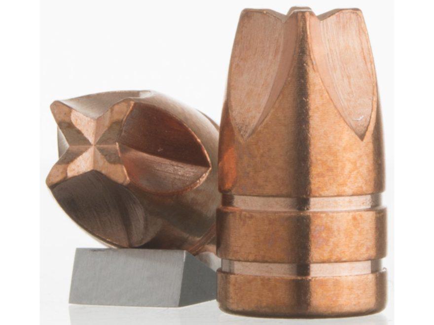 Lehigh Defense Xtreme Defense Bullets 38 Caliber (357 Diameter) 100 Grain Solid Copper ...