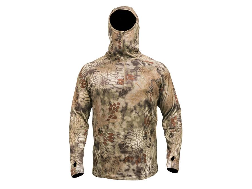 Kryptek Men's Sherpa Hoodie Polyester