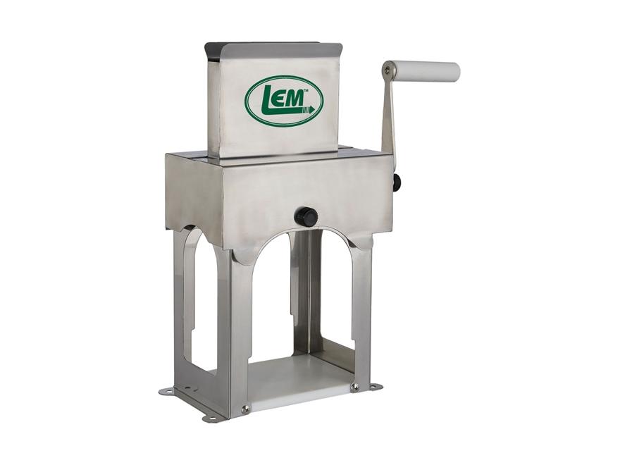 LEM Vertical Meat Tenderizer Stainless Steel