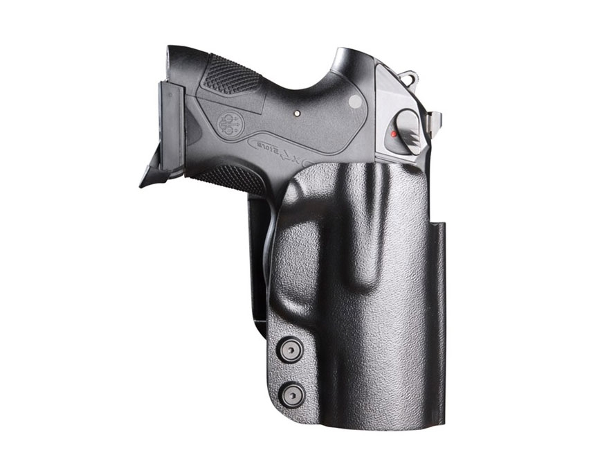 Beretta BU Belt Holster PX4 Sub-Compact Polymer Black