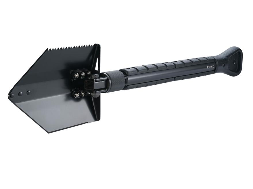 CRKT Trencher Steel Shovel Polymer Handle