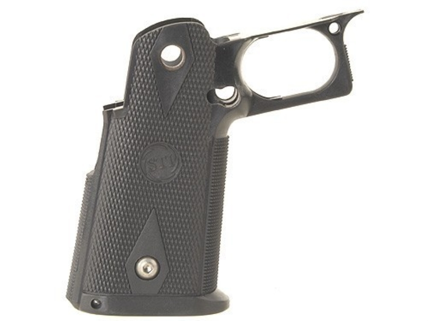 STI Standard Grip Frame STI-2011, SVI Polymer Black