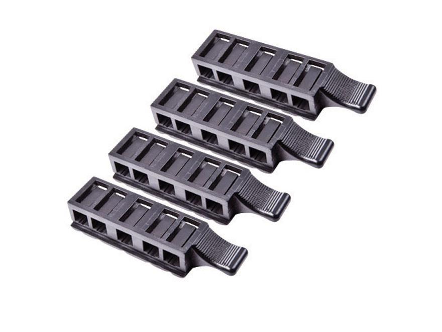 Crosman Firepow'r Kit Four pack of 5 Shot Clips for Crosman Model M4-177, 760, 764, 781...