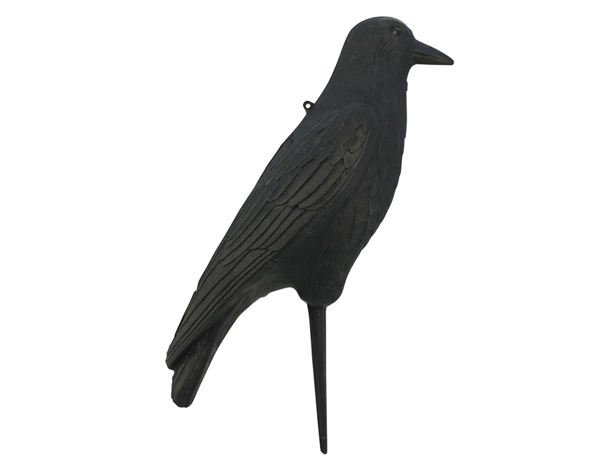 Flambeau Crow Decoy Polymer