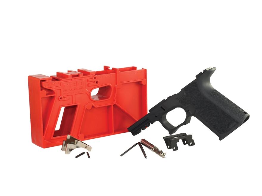 Polymer80 PF940Cv1 80% Pistol Frame Kit Glock 19, 23, 32 Polymer