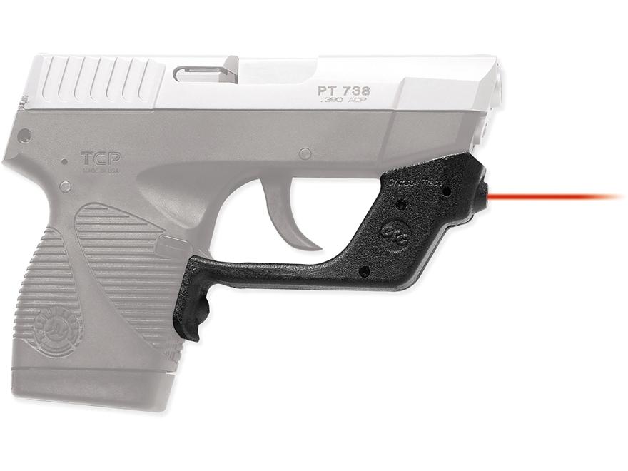 Crimson Trace Laserguard Taurus TCP Polymer Black