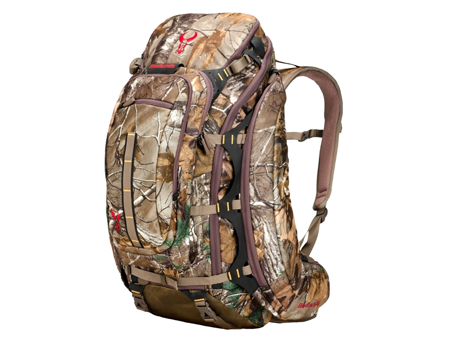 Badlands Clutch Backpack Polyester Realtree Xtra Camo