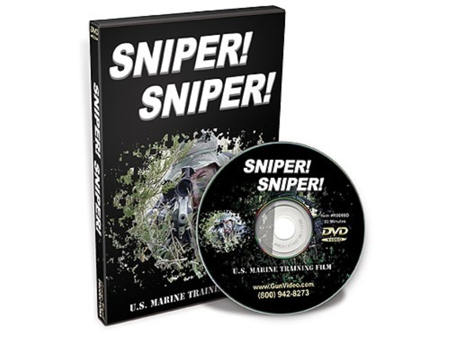 "Gun Video ""Sniper! Sniper!"" DVD"
