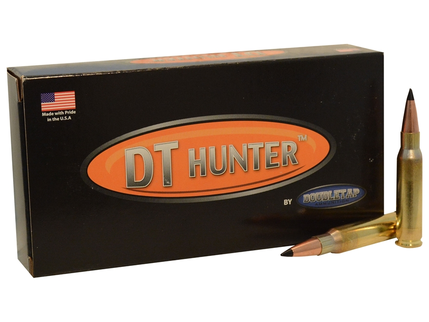Doubletap Ammunition 243 Winchester 100 Grain Swift Scirocco II Box of 20