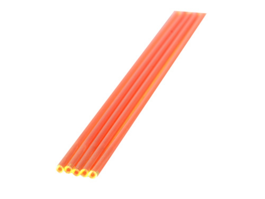 "TRUGLO Replacement Fiber Optic Rod 5.5"" Long Dual Color Red/Green Package of 5"