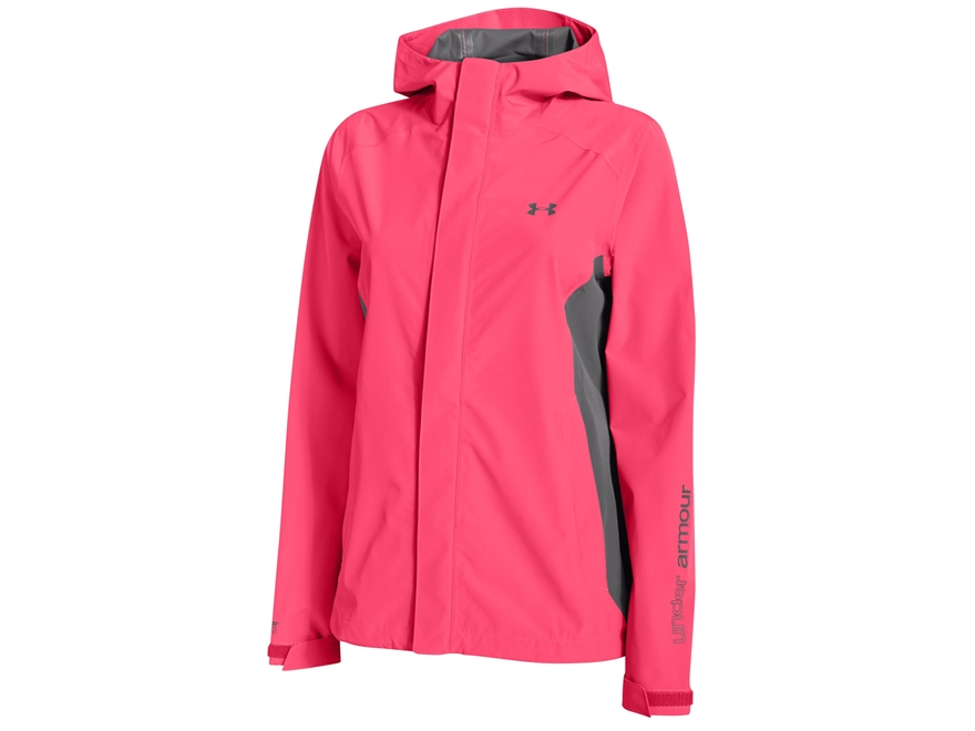 Under Armour Women's Sonar Rain Jacket Polyester - UPC: 888284831141