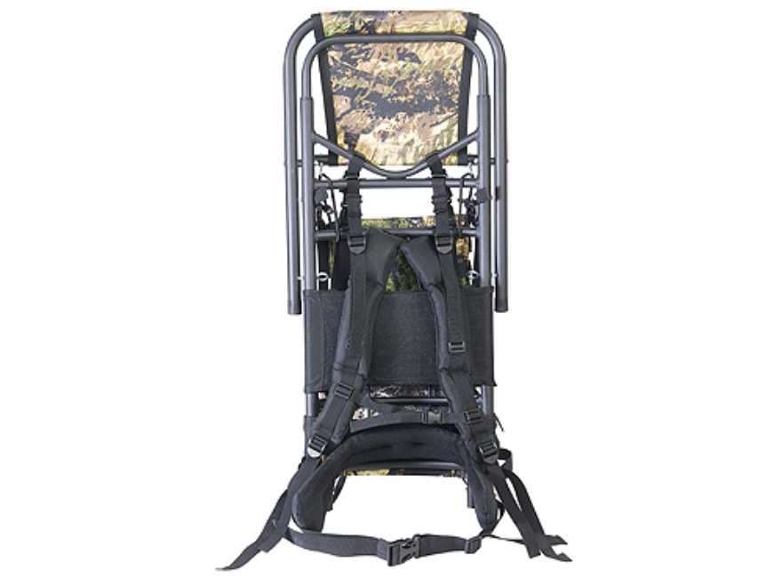 magnus rack pack hunting frame pack backpack aluminum and polyester ground swat camo