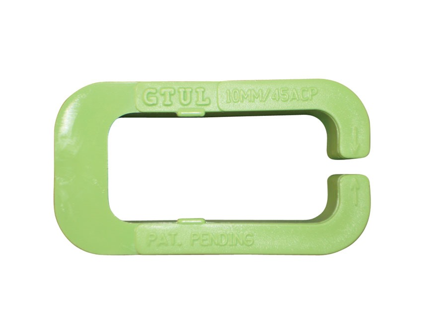 GTUL Glock Magazine Disassembly Tool Polymer Green