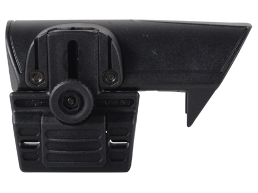 Command Arms Adjustable Cheek Rest Fits Command Arms CBS and CBSM Stocks AR-15 Polymer ...