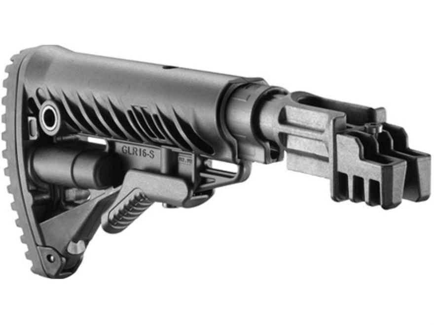 FAB Defense Recoil Reducing Carbine Receiver Extension Tube Mil-Spec Diameter 8-Positio...