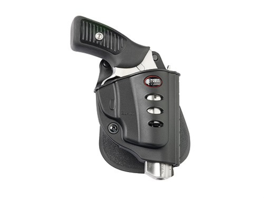 Fobus Evolution Roto Paddle Holster Right Hand Polymer Black