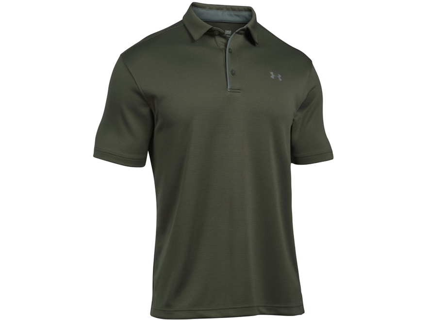 Under Armour Men's UA Tech Polo Short Sleeve Polyester