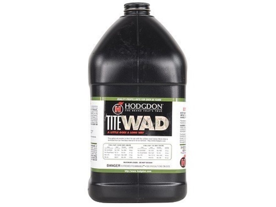 Hodgdon Titewad Smokeless Powder