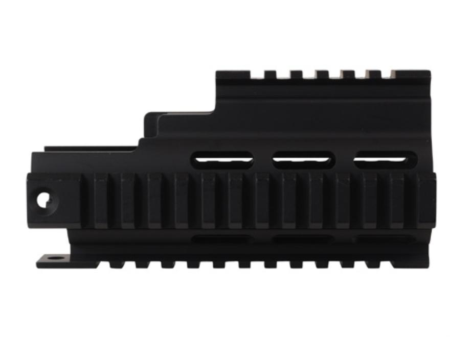 FN Tactical Quad Rail Forend Extension FN SCAR Aluminum Black