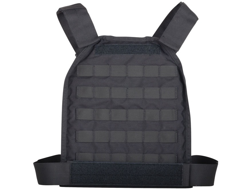 US Palm MOLLE Defender Series Soft Body Armor Level 3A Front Panel 500d Cordura Nylon B...