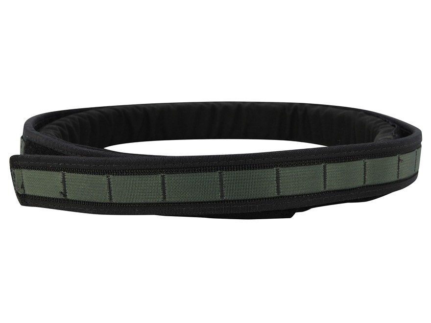 "Uncle Mikes 3-Gun Competition Belt Medium 32"" to 36"" Nylon Black"