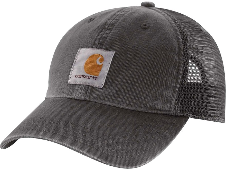 Carhartt Men's Buffalo Logo Cap Cotton
