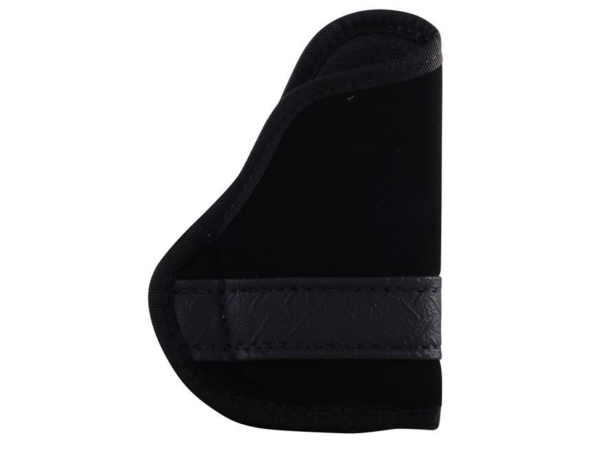 GrovTec GT Pocket Holster Ambidextrous Taurus TCP, Kahr P380 with Laserguard Nylon Black