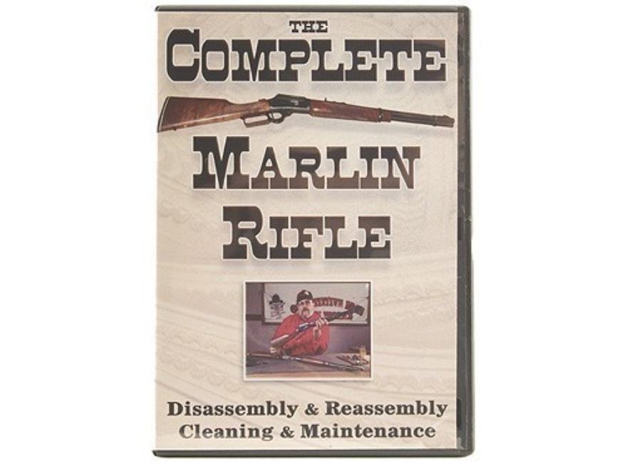 "Competitive Edge Gunworks Video ""The Complete Marlin Rifle: Disassembly & Reassembly, C..."