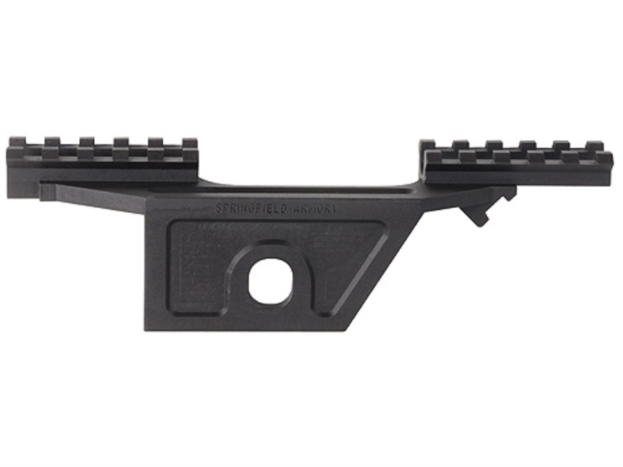 Springfield Armory 4th Generation Weaver-Style Scope Mount M1A Steel Matte