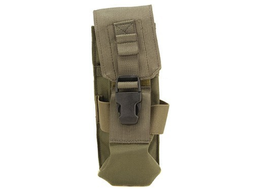 Buffer Technologies MagCinch Pouch 30 Round AR-15 MOLLE Compatible Nylon Olive Drab