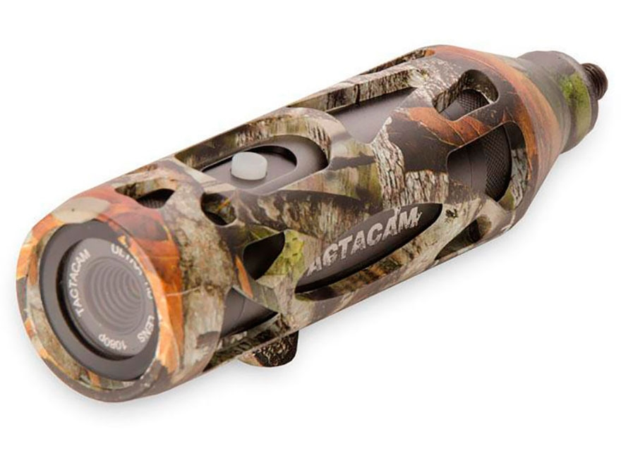 TACTACAM 2.0 Action Camera with Bow Stabilizer Mount
