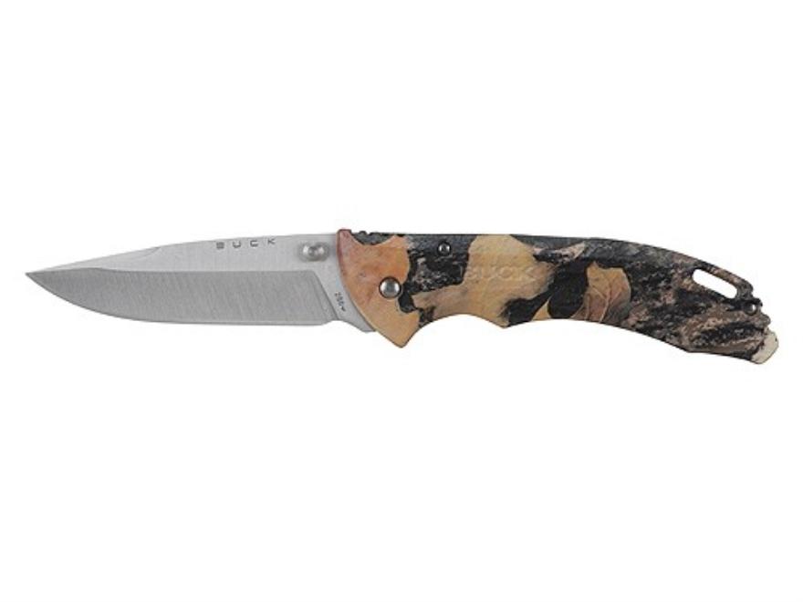 "Buck 286 Bantam BHW Folding Knife 3.75"" Drop Point 420HC Stainless Steel Blade GRN Handle"
