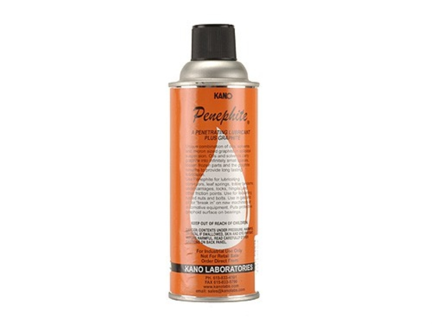 Kano Penephite Graphited Penetrating Oil 13.5 oz Aerosol