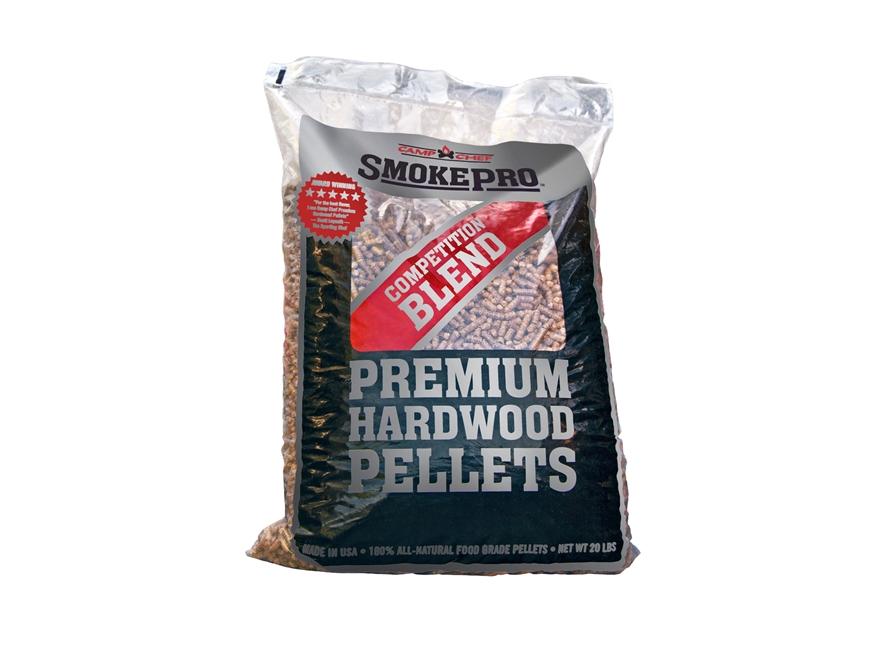 Camp Chef Premium Hardwood Pellets Competition Blend 20 lb Bag- Blemished