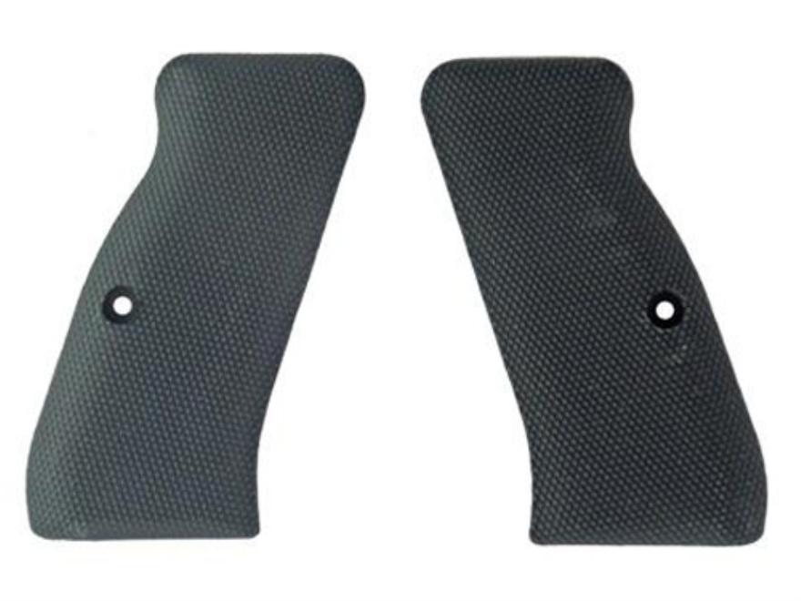 CZ Grips CZ 97, 97BD Rubber Black