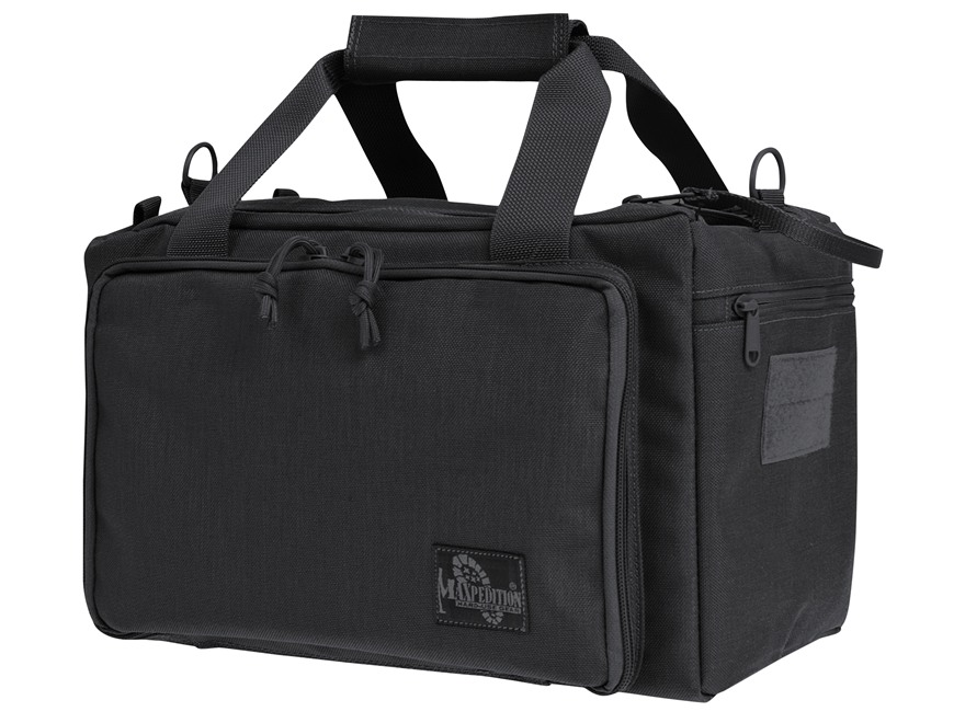 Maxpedition Compact Range Bag Nylon Black