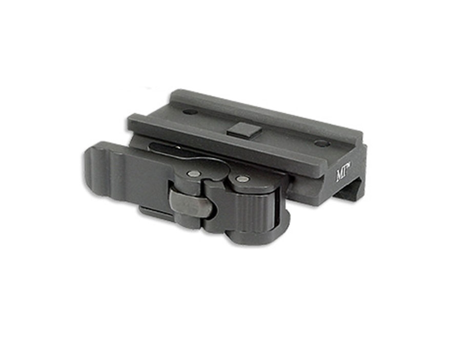 Midwest Industries QD Aimpoint T-1 Low Mount Picatinny-Style Matte