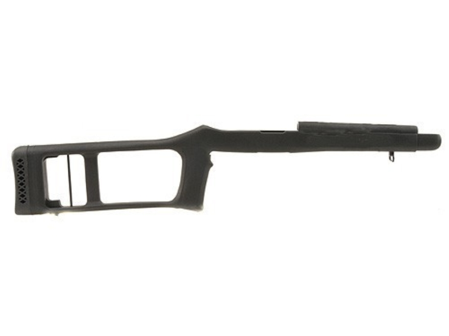Choate Dragunov Rifle Stock Ruger 10/22 Standard Barrel Synthetic Black