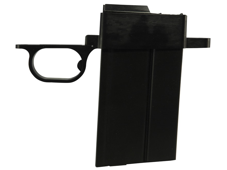 Wyatt's Outdoors Trigger Guard and Detachable Magazine Assembly Remington 700 Short Act...