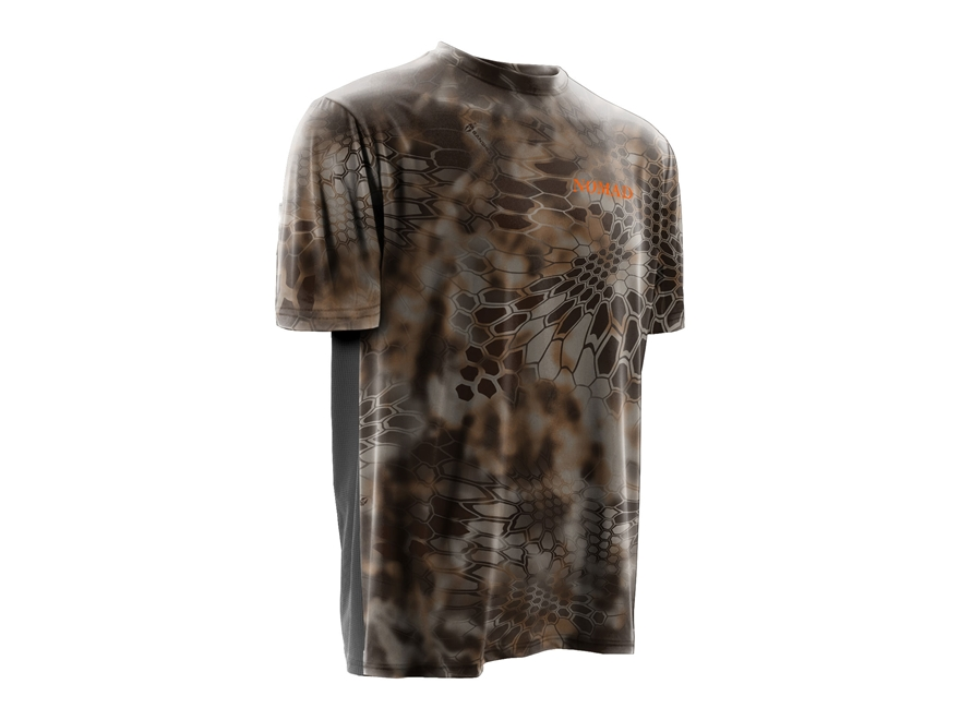 NOMAD Men's Cooling T-Shirt Short Sleeve Polyester