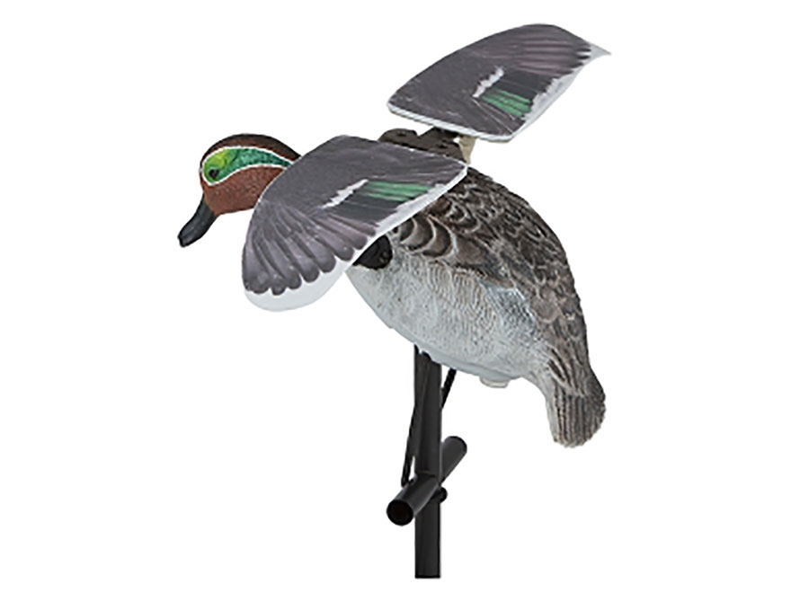 Lucky Duck Lucky Flapper HD Teal Motion Duck Decoy