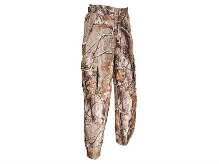 ScentBlocker Men's Outfitter Pants Waterproof Insulated Polyester Realtree AP Camo 2XL ...