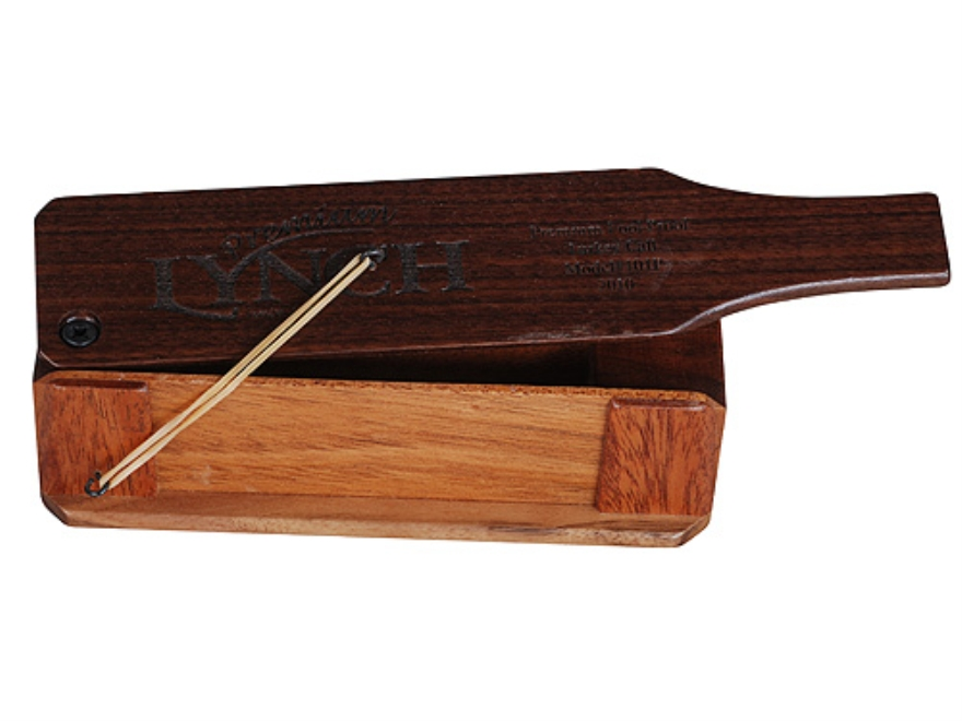 Lynch Premium Foolproof Box Turkey Call