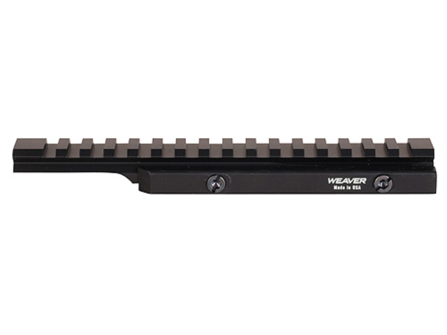 Weaver Tactical Picatinny-Style Riser Mount AR-15 Flattop